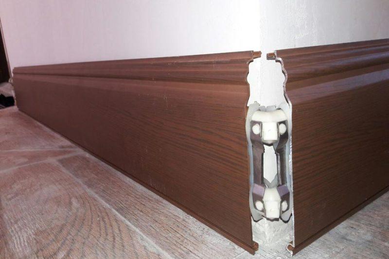 نمونه کارهای رادیاتور قرنیزی